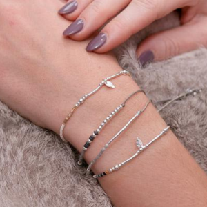 Beautiful selection of Sterling Silver Friendship Bracelet