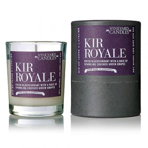 Kir Royale Shot Candle - Vineyard Candles - Scent - Fragrance