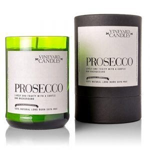 Prosecco Inspired Scented Candle - Gift Ideas - Vineyard Candles - Spirit & Grace