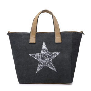 Black-Encrusted-Sparkle-Star-Shoulder-Crossbody-Bag-Accessories-Women-Spirit-Grace-Style