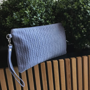 Woven Pattern Cross Body Bag - Accessories - Spirit & Grace